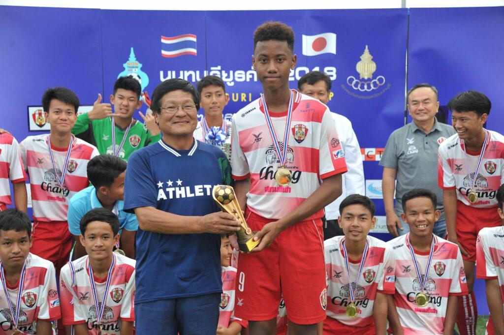 โอลุวะ เฟมี ดาวรุ่งทีมชาติไทย