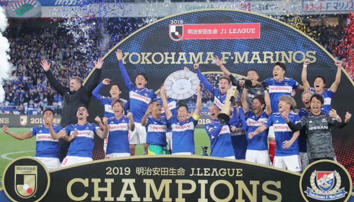 สื่อญี่ปุ่น ยก ธีราธร แข้งสำคัญพา มารินอส เถลิงแชมป์