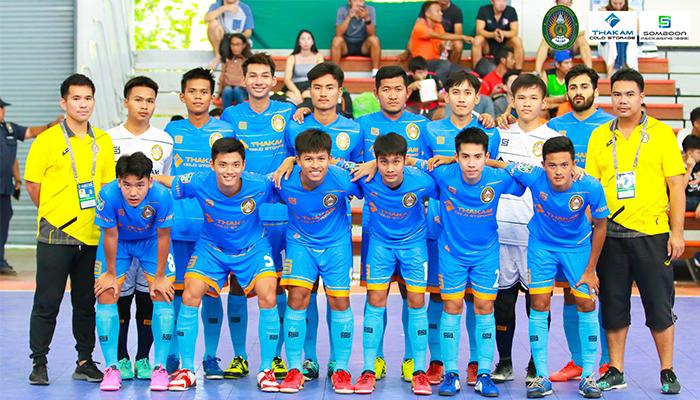 2 ทีมน้องใหม่ ฟุตซอลไทยลีก