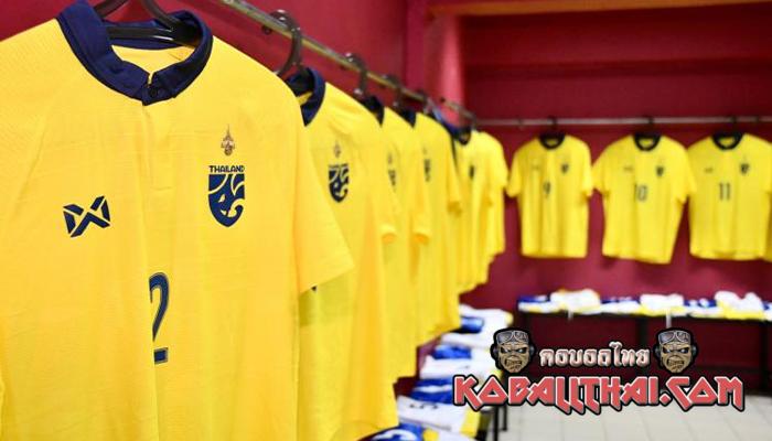 วอริกซ์ได้รับเลือก ให้เป็นผู้ผลิตชุดแข่งทีมชาติไทยต่อเนื่องอีก 8 ปี